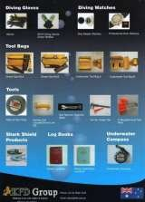 Pricelists of KFD Group Diving Supplies