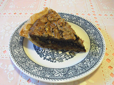 SEPTEMBER PIE OF THE MONTH: CHOCOLATE PECAN Pie of the Month of Fredericksburg Pie Company 108 East Austin - Photo 2 of 5