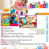 Daycare | The best day care near me Edmonton