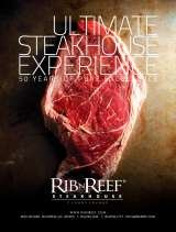 August 2012 of Rib N Reef Steakhouse & Cigare Lounge