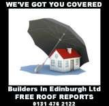 ROOF INSPECTIONS BY ROOFERS IN EDINBURGH