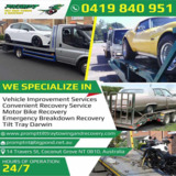 Emergency Breakdown Recovery Service Darwin | Prompt Towing