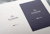 Logo design for Trent-side developments