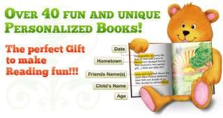 PERSONALIZED BOOKS ONTARIO