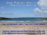 Gas Repair Services Pembrokeshire, Central Heating Repairs & Servicing,Pembrokeshire.