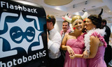 wedding photobooth hire, Flashback Photobooths, Curl Curl