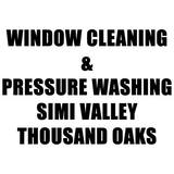 Window Cleaning & Pressure Washing Simi Valley Thousand Oaks, Simi Valley