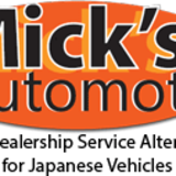 Mick's Automotive