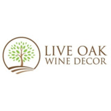 Live Oak Wine Decor