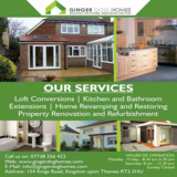 Friendly and Reliable Building Company in Kingston upon Thames
