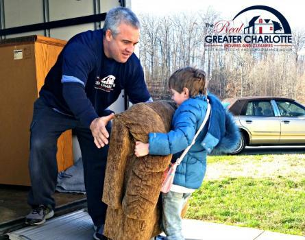 Profile Photos of The REAL Greater Charlotte Movers & Cleaners 124 Matthews Indian Trail Rd - Photo 1 of 4