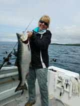 fishing charter Ketchikan, fishing guide Ketchikan, outdoor activity Ketchikan