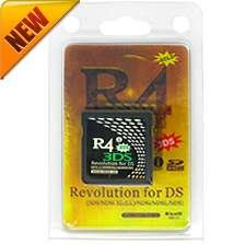 R4i Gold 3DS card for 3DS/3DS XL