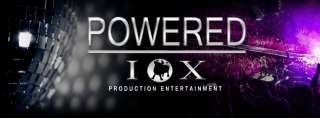 Powered iOX Production Entertainment and Events