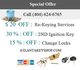 Atlanta Key Shop, Atlanta