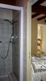 En-suite shower room.