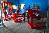Menus & Prices, Intensity Gym and Equipments, mabalacat
