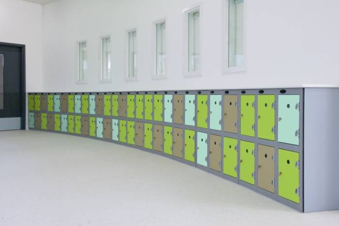 lockers installed in an academy Profile Photos of Storage Design Limited Primrose Hill - Photo 20 of 28