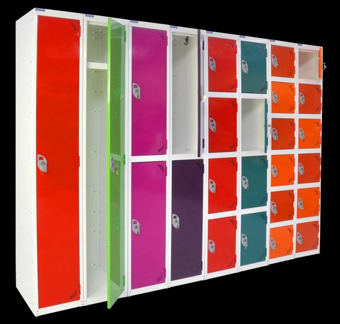 New colour range for Q series lockers Profile Photos of Storage Design Limited Primrose Hill - Photo 26 of 28