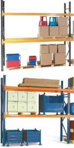 Pallet Racking systems Storage Design Limited Primrose Hill