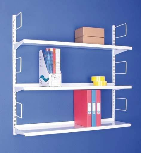 Spur shelving made in the UK Industrial storage products of Storage Design Limited Primrose Hill - Photo 28 of 32