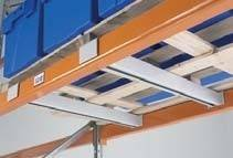 Apex pallet support bars, this is a heavy duty option which ties the beams together Industrial storage products of Storage Design Limited Primrose Hill - Photo 31 of 32