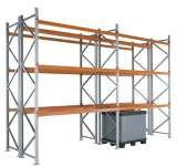 Apex pallet racking  Storage Design Limited Primrose Hill