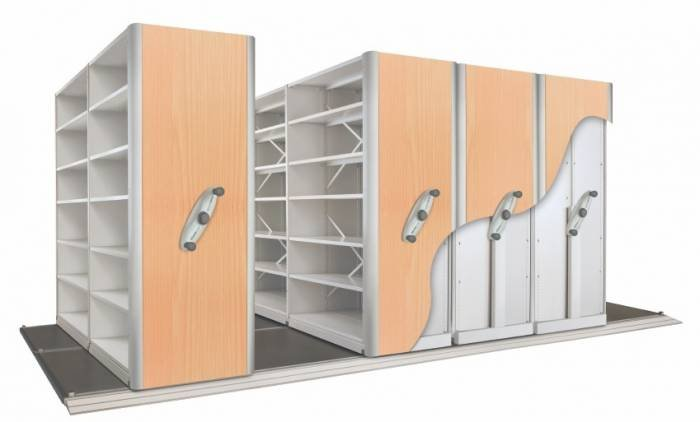 document storage in compact mobile system PROBE products of Storage Design Limited Primrose Hill - Photo 11 of 36