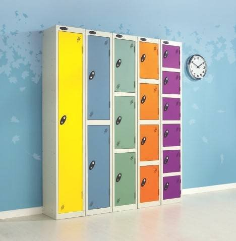 new colours for lockers by probe PROBE products of Storage Design Limited Primrose Hill - Photo 18 of 36