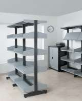 Library shelving Storage Design Limited Primrose Hill