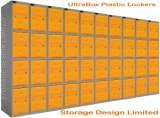 Ultrabox Plastic Lockers from Storage Design Limited Storage Design Limited Primrose Hill