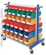 Colour linbins mobile Storage Design Limited Primrose Hill