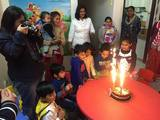 Birthday Party of Smiling Stars Childcare Pvt Ltd