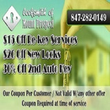 Locksmith of Mount Prospect