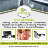 Health Buddie Australia | Personal Listening Devices Perth