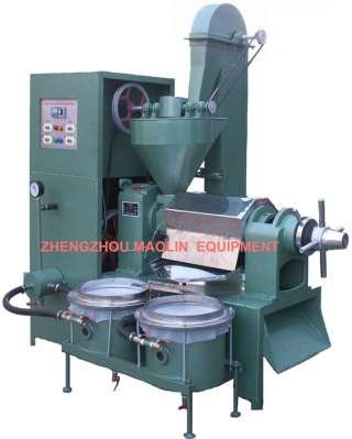 combined oil press machine (oil expeller)