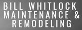 Bill Whitlock Maintenance and Remodeling, Red Boiling Springs