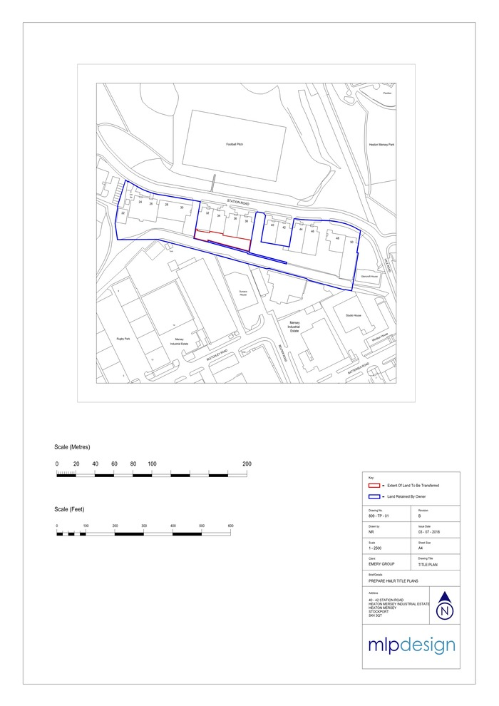 Example Drawings of Mlp Design 2 Mount Street - Photo 32 of 36