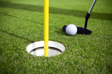 Artificial turf for golf clubs