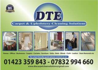 DTE Carpet & Upholstery Cleaning Solutions