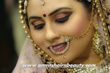 Bridal Makeup of Amrits Hair n Beauty