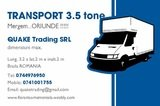 Pricelists of transportation by trucks 3.5 t