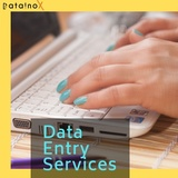 Data Entry Services of Datainox