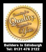 Builders In Edinburgh, Committed to Excellence, Satisfaction Guaranteed