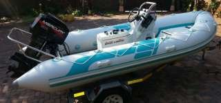 Inflatable Boat Repairs CC