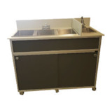 Portable sink rental