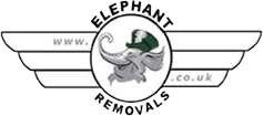Elephant Removals Storage Moving Company Relocation Services Man and Van UK