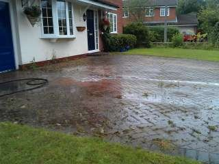 Power Wash Cleaning and Drain Services