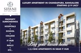 Flats near electronic city