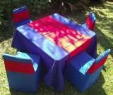 Kids party linen Ever After Creations